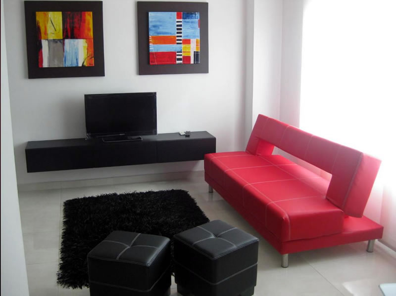 Barranquilla Colombia apartment photograph